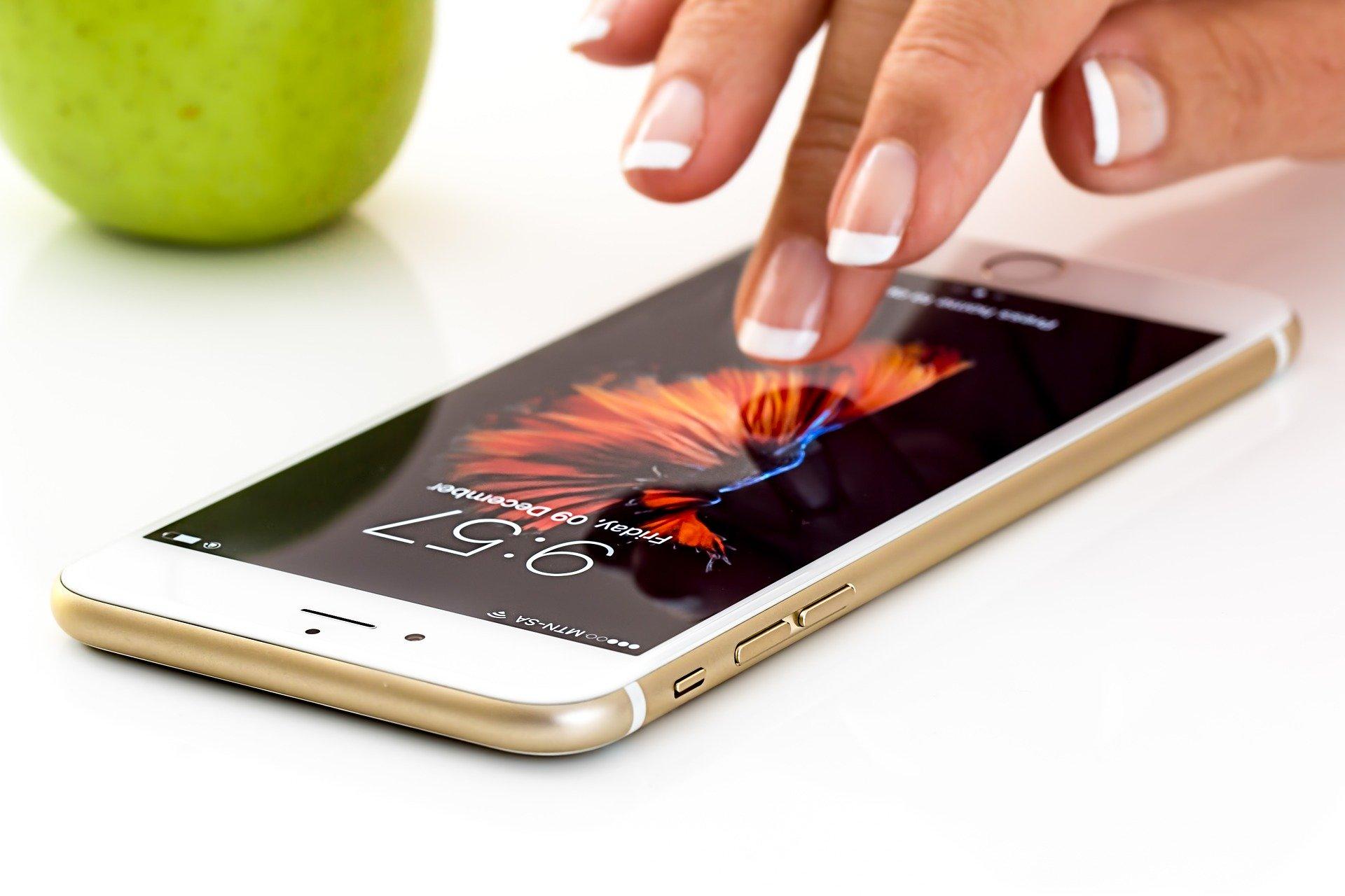 Wie schütze ich mein Smartphone?
