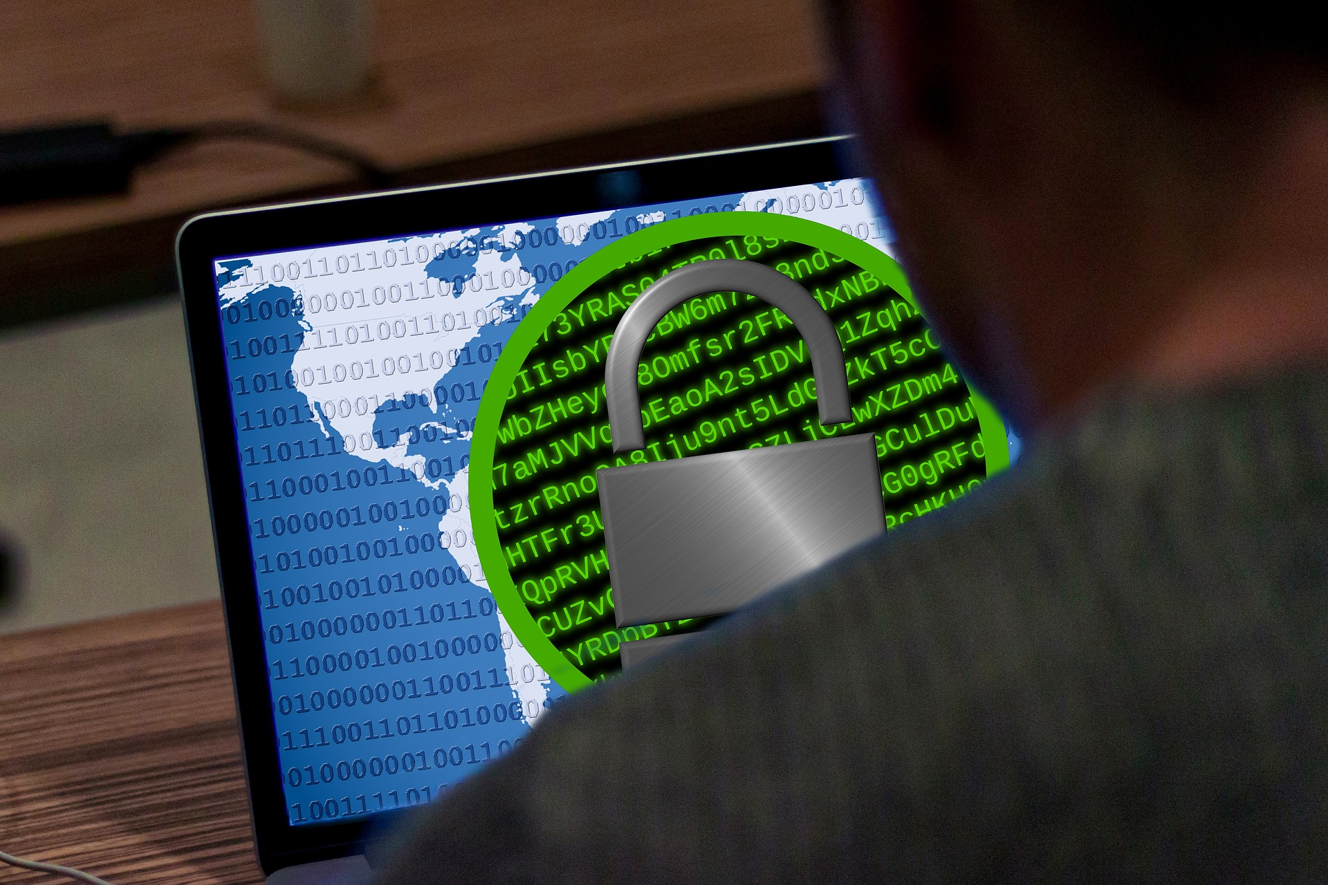 Wir schützen Ihr Unternehmen vor Ransomware